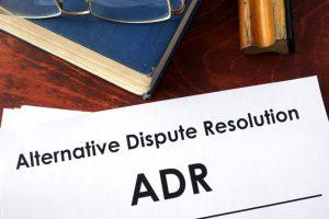 mediation and alternative dispute resolution